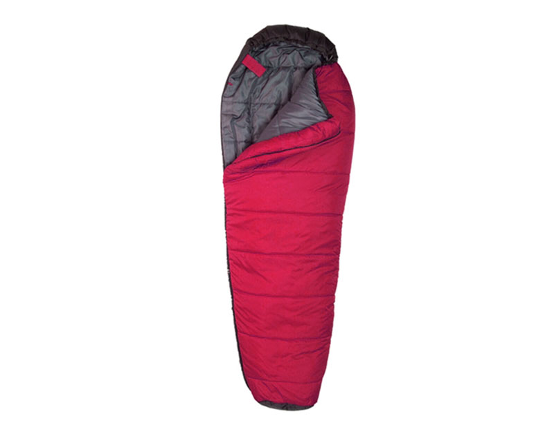 Outdoor Camping Nylon with Duck Down Filling Mummy Sleeping Bag