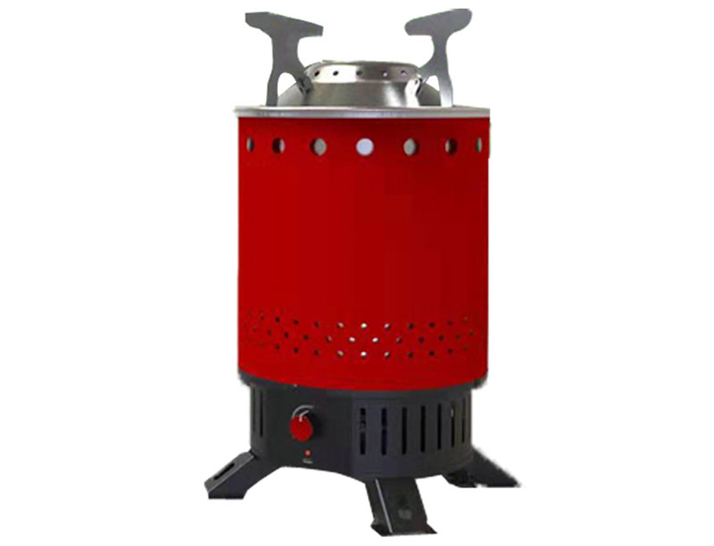 Environmental Protection Camping Hiking Windproof Portable Camping Wood Stove