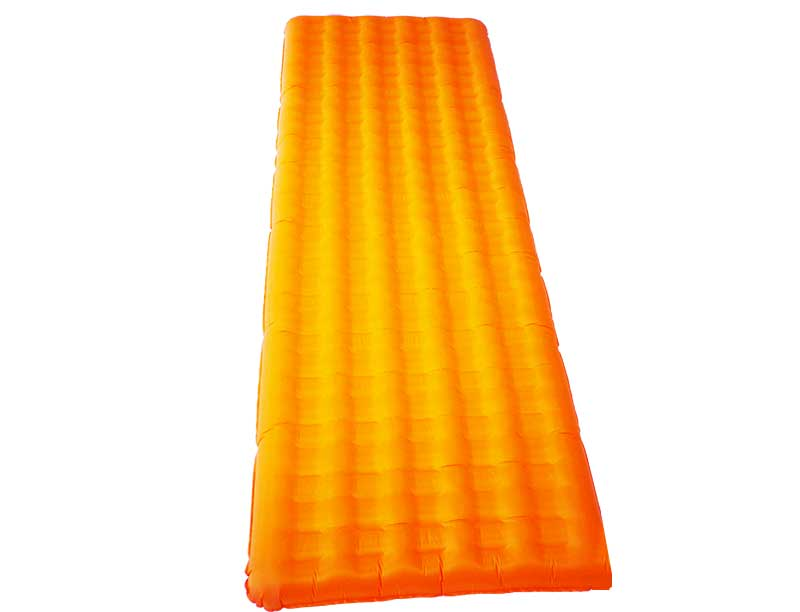 20D Recycled Nylon Fabric Ripstop Inflatable Sleeping Pad
