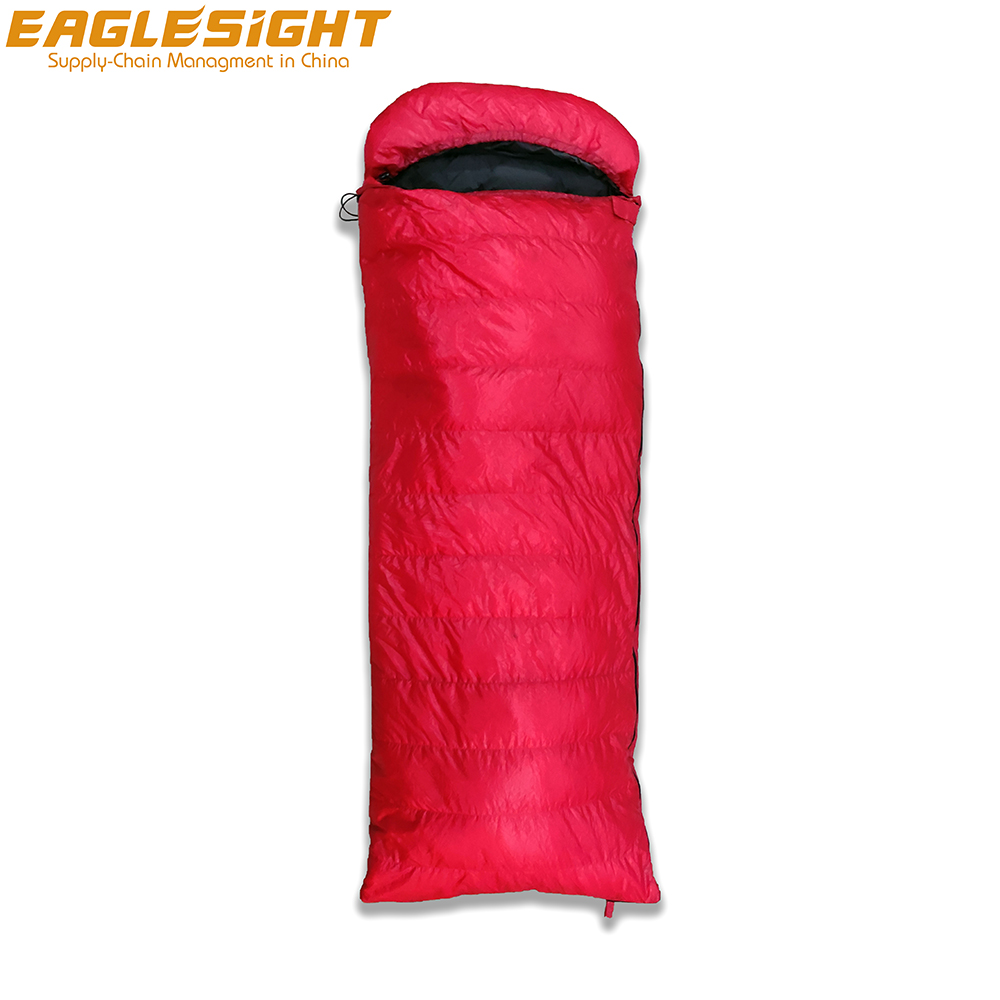 Gemini 2021 New Water Repellent Down Sleeping Bag Envelope Shape Connectable Sleeping Bag