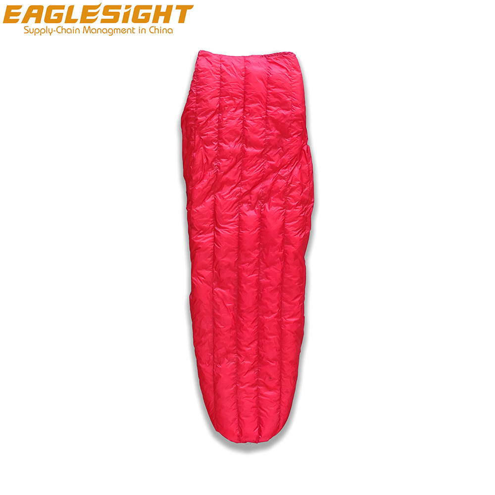 Leo 2021 New Light Weight Multiple Function Goose Down Sleeping Bag Down Quilt Down Blanket