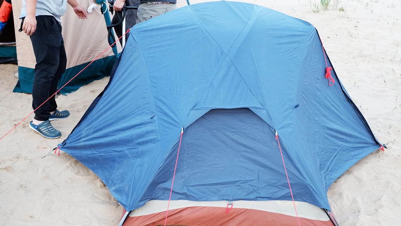 Lovely Tent.