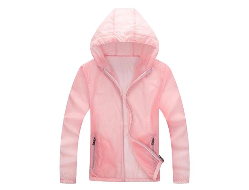 Outdoor Waterproof Windbreaker Skin Coat