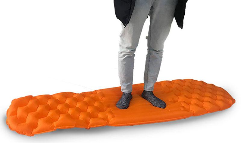 Comfort Light Insulated Air Inflating Sleeping Mat