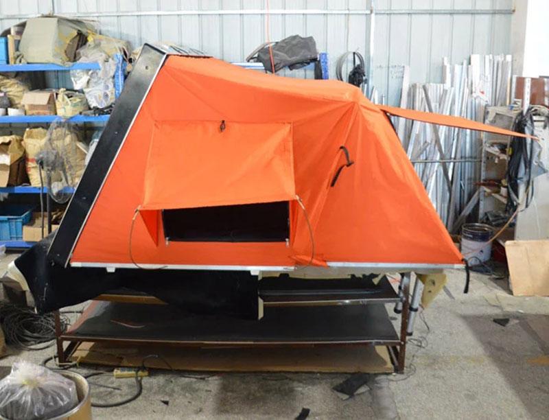 2 Skylight SUV Roof top Tent