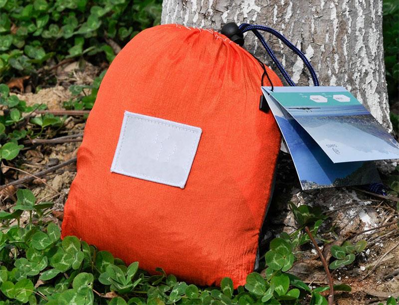 Nylon Ripstop Hiking 2 Person Camping Hammock