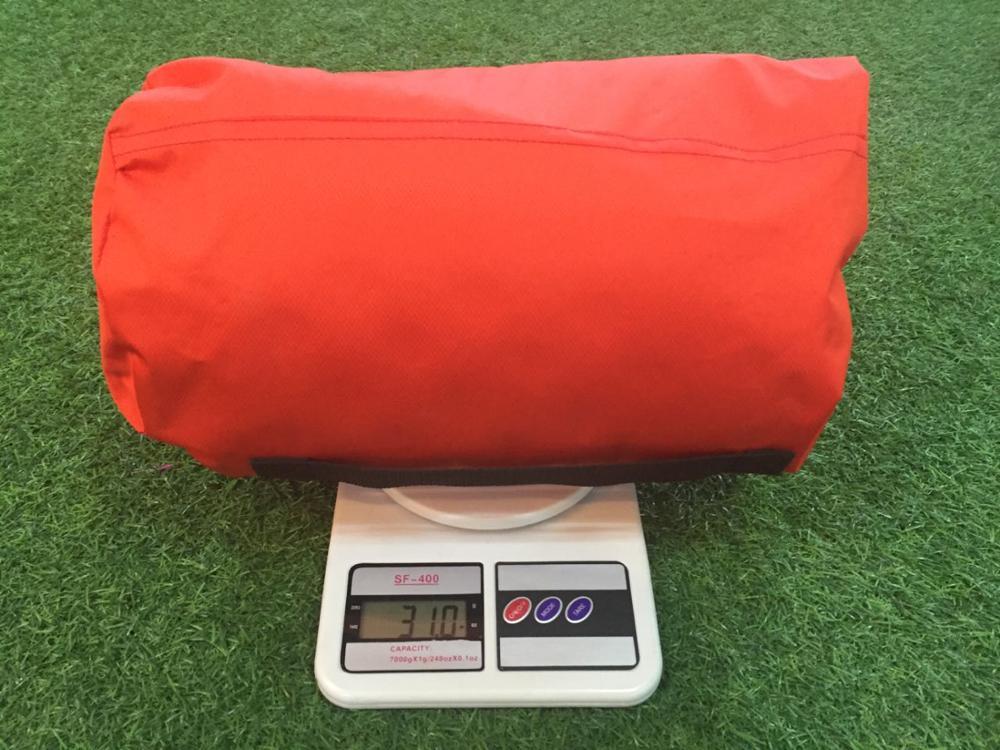 PVC Coating Thick Foam Self Inflating Camping Sleeping Mat