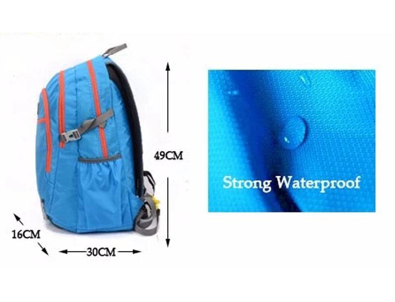 Waterproof Traveling Hiking Backpack