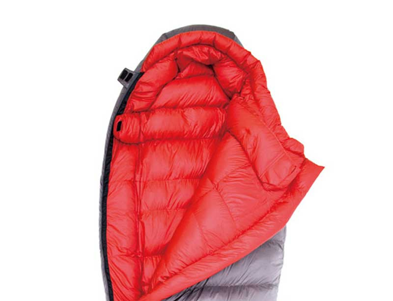 DownTek Goose Down Sleeping Bag Waterproof Ripstop Down Sleeping Bag