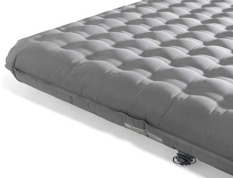 Queen Size Inflatable Air Mattress Guest Air Bed Camping Air Sleeping Pad