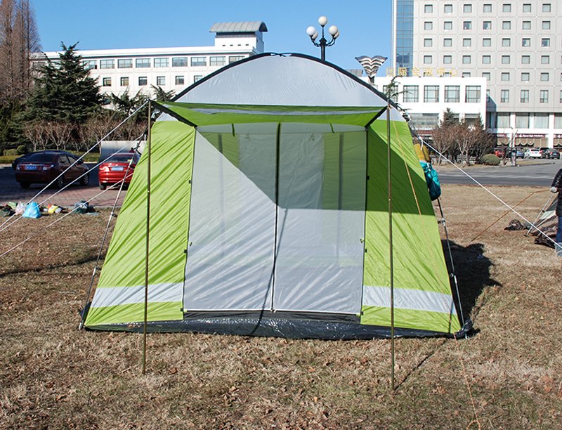 6 Person Instant Camping Cabin Tent