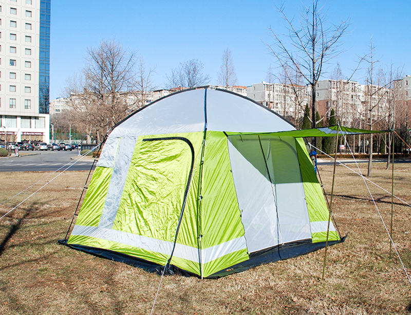 6 Person Camping Instant Cabin Tent