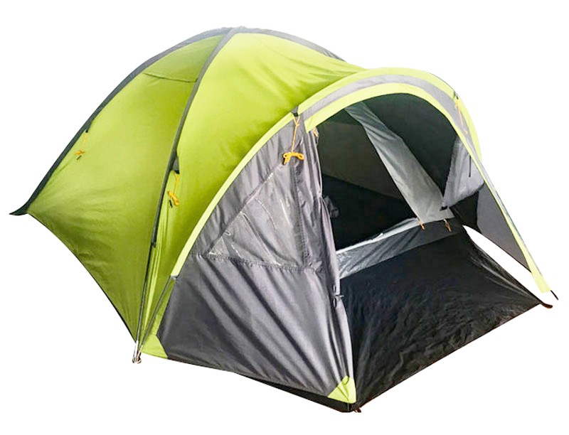 4 Person Outdoor Picnic Dome Tent Breathable Tent