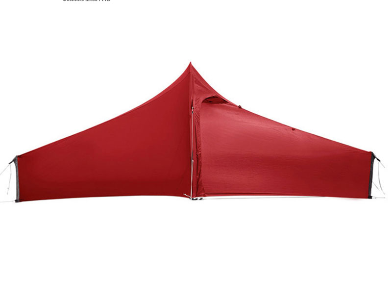15D Nylon Ultralight Tent Tunnel Tent Hiking Tent Backpacking Tent