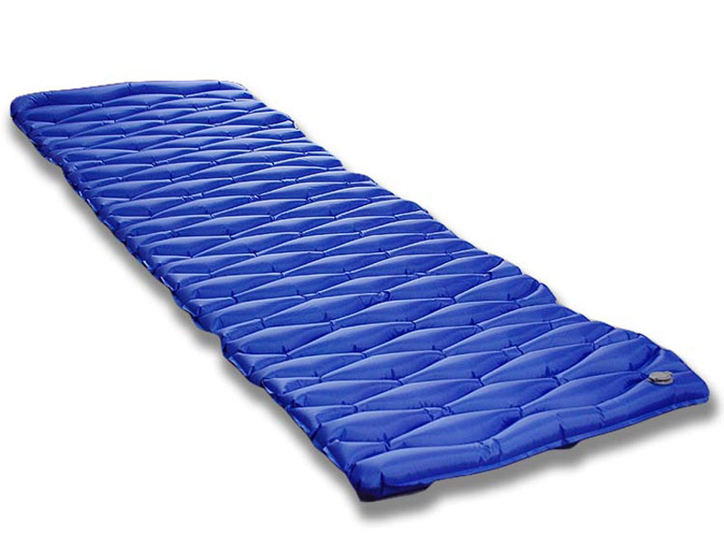 Backpacking Air Pad Light Weight Inflating Sleeping Pad for Camping and Traveling