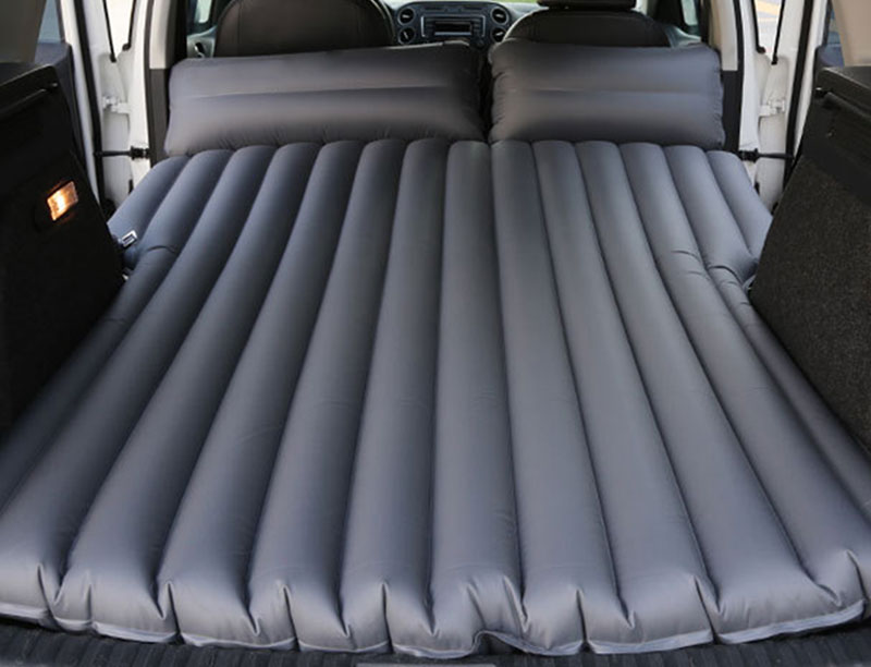 Extra Large Foldable Oxford Inflatable Car Air Mattress Camping Sleeping Mattress
