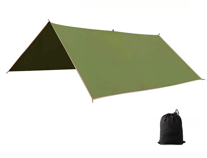 Outdoor Beach Tarp Sun Shelter Camping Tarp