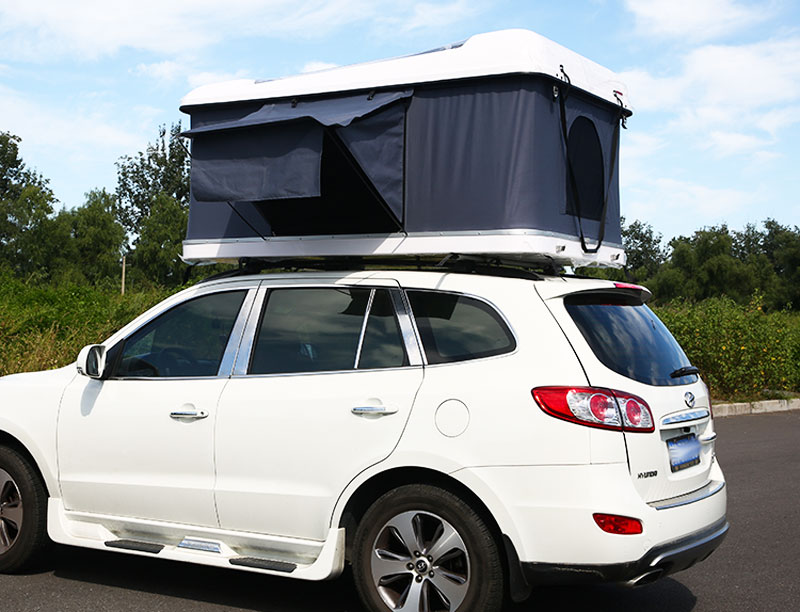 Automatic SUV Hard Shell Rooftop Tent