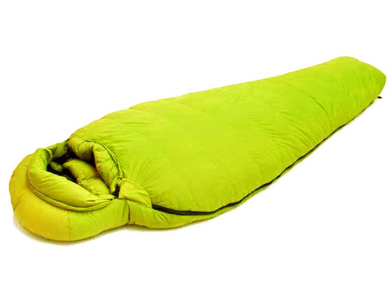 Outdoor Ultralight 0 ℃ Waterproof Down Sleeping Bag