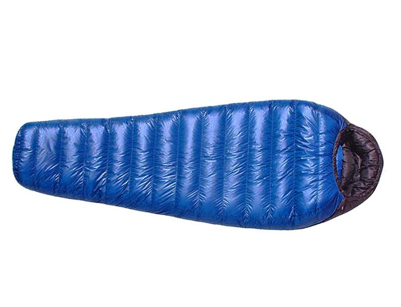 210T polyester Mummy Sleeping Bag