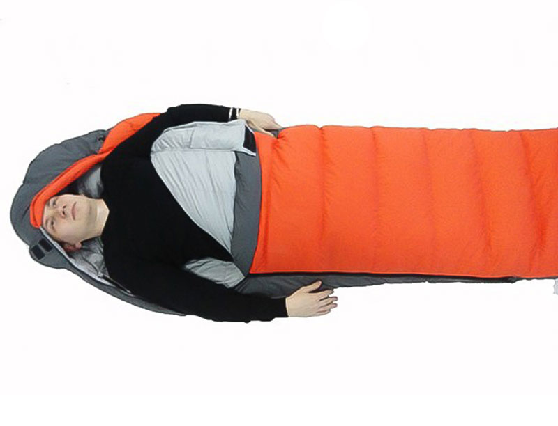 Adult Warm 4 Seasons Camping Portable Sleeping Bag