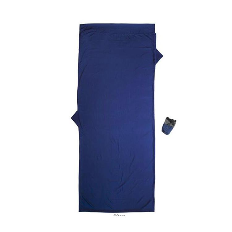 Micro Fiber Sleeping Bag Liner Polyester Sleeping Bag Liner