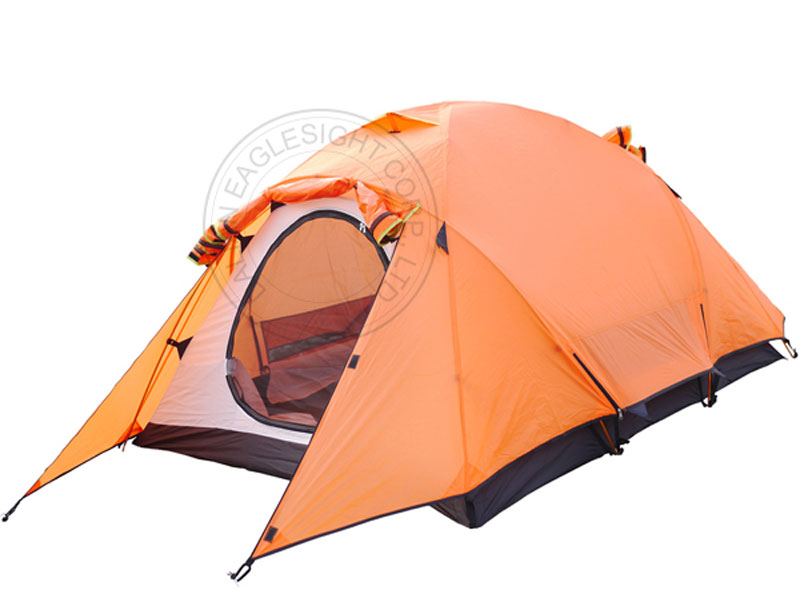 2 Person Silnylon Ultralight 40D Nylon Waterproof Ripstop Mountain Tent