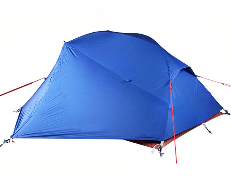 Extreme Weather Windproof 40D Nylon 2 Person Tent