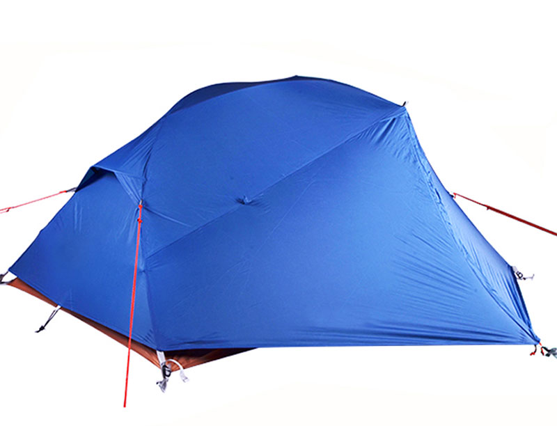 2 Person 40D Nylon Extreme Weather Waterproof Ripstop Windproof Camping Tent