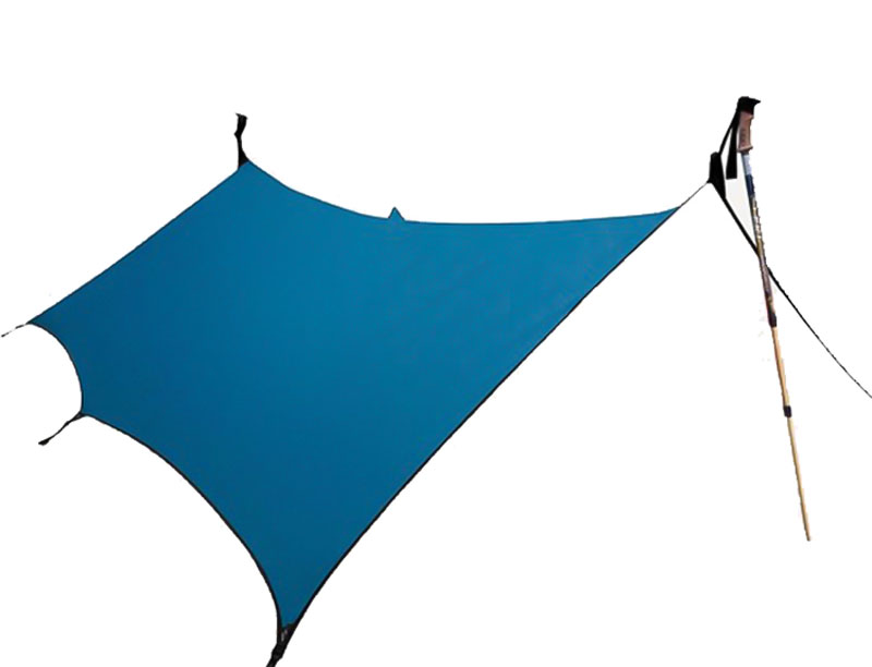 Single Hiking Lightweight Camping Rain Shelter Tarp