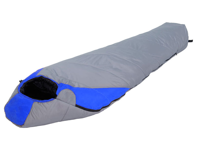 Lightweight Insulation Mummy Sleeping Bag Micro Fiber Sleeping Bag