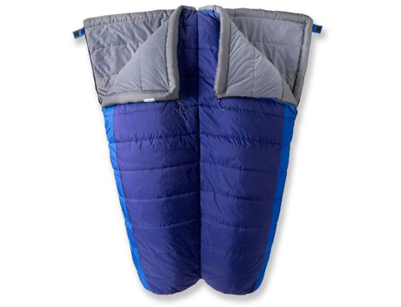 Qualified Cotton Double Sleeping Bag For 2 Person Lightweight Sleeping Bag
