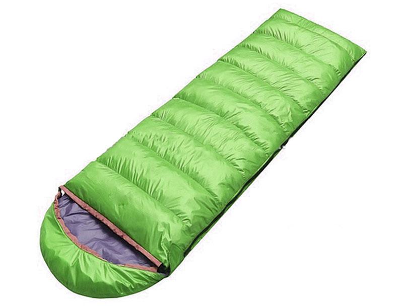 Universal Backpacking Hiking Ripstop Down Sleeping Bag Backpacking Sleeping Bag
