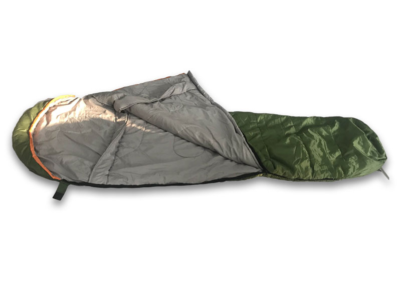 Lightweight Compact Hollow Cotton Ripstop Sleeping Bag Backpacking Sleeping Bag