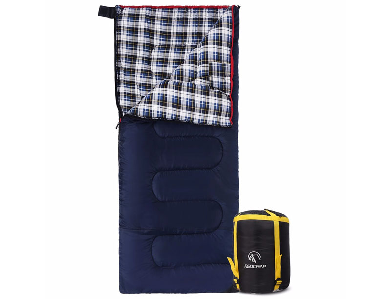 Cotton Padded Sleeping Bag Cold Weather Sleeping Bag