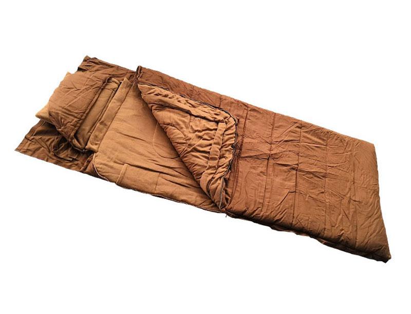 0℃ Premium Canvas Winter Adult Outdoor Sleeping Bag