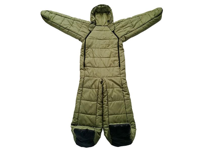 Wearable Sleeping Bag Outdoor Sleeping Bag with Limbs