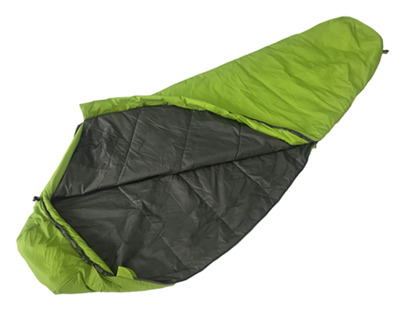 5℃ Summer Hollow Cotton Mummy Sleeping Bag