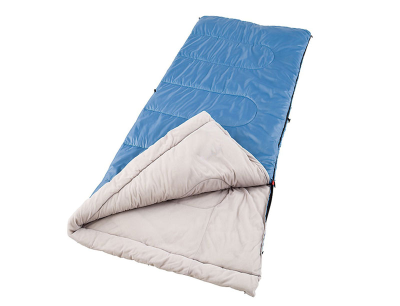 0°C Adult 3 Season Envelope Outdoor Sleeping Bag Cold Weather Sleeping Bag