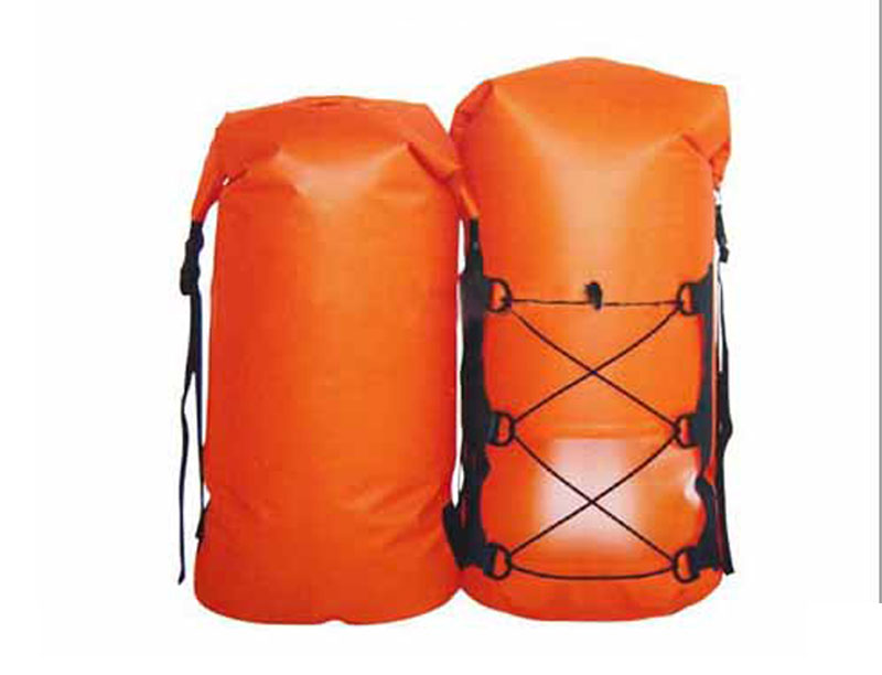 Big Volume TPU Nylon Waterproof Bag Light Weight Durable Dry Bag for Camping, Water Sports