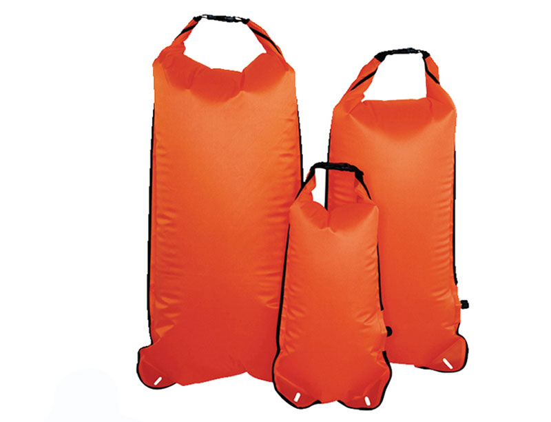 Eco Friendly 210T 30L 35L 40L Polyester Waterproof Dry Bag Light Weight Durable Dry Bag