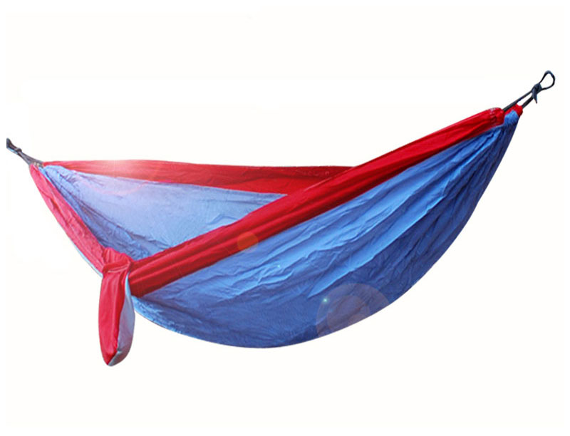 Quick Dry Double Parachute Ouddoor Camping Hammock