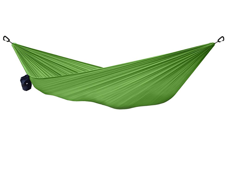 Portable Outdoor Camping Ultralight Parachute Nylon Hammock Quick Dry 2 Person Hammock