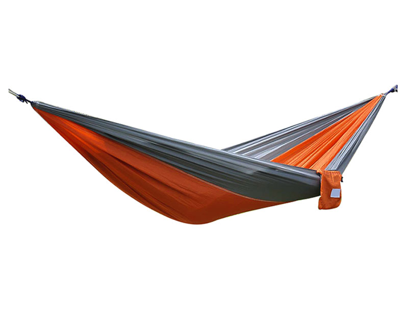 Parachute Nylon Ripstop Hiking 2 Person Camping Hammock Light Weight Heavy Duty Hammock