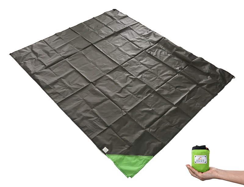 Portable Ultra-thin Foldable Waterproof Sandproof Beach Picnic Blanket