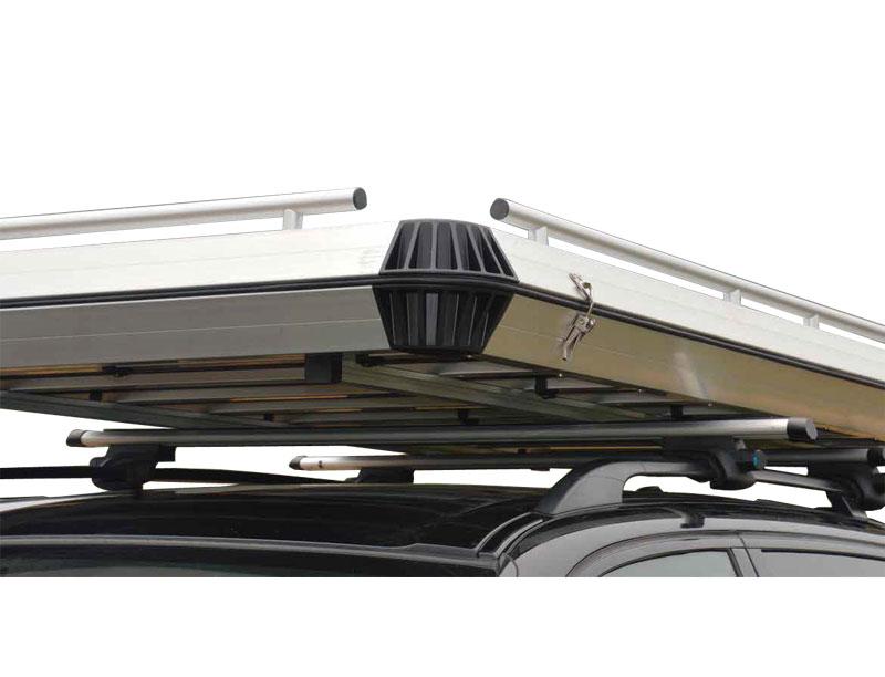 Super Light Aluminum Automatic Hard Top Roof Top Tent Hard Shell Roof Top Tent