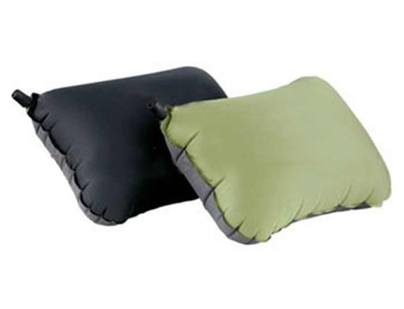 Waterproof PU Foam Camping Inflatable Air Pillow