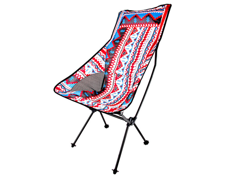 Aluminum Frame Oxford Canopy Resistant Folding Beach Backpack Chair