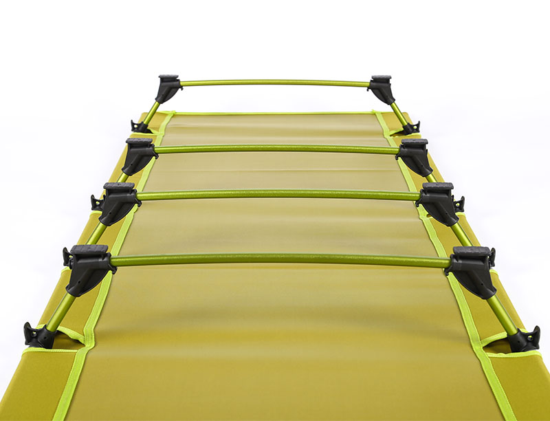 Ultralight Outdoor Compact Foldable Good Support Camping Cot Bed Portable Camping Cot Bed