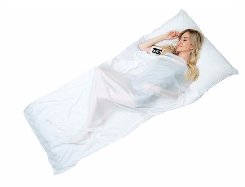 Hiking Travelling 100% Silk Sleeping Liner